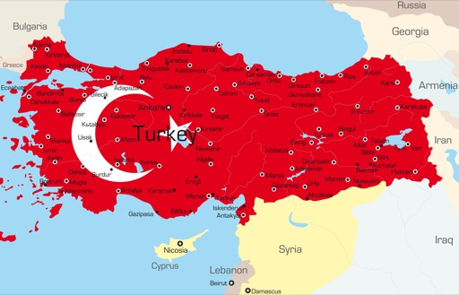 turkey+rising